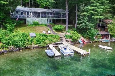 Albany County, Saratoga County, Schenectady County, Warren County, Washington County Single Family Home For Sale: 29 Nuthatch Ln