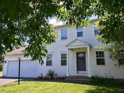 Rensselaer Single Family Home For Sale: 14 Falcon Chase