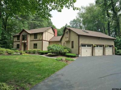 Clifton Park Single Family Home Price Change: 16 Innisbrook Dr