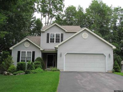 Saratoga Springs Single Family Home For Sale: 19 Cassidy Dr