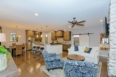 North Greenbush Single Family Home For Sale: 4 Stacey Way