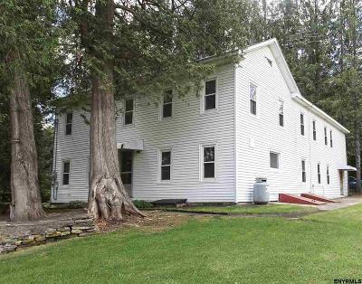 Rensselaer Single Family Home For Sale: 26 Mercer La