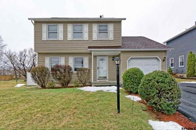 Colonie Single Family Home For Sale: 44 Corina Ct