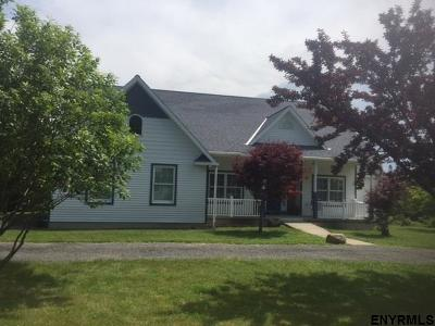 New Scotland Single Family Home For Sale: 13 Thatcher Park Rd