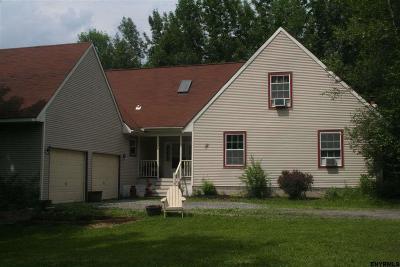 Saratoga County Single Family Home For Sale: 14 Waite Rd