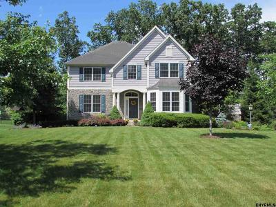 Saratoga County Single Family Home For Sale: 17 Shelbourne Dr