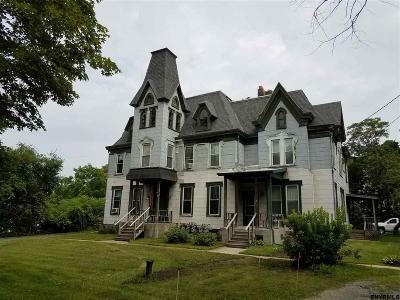 North Greenbush Multi Family Home For Sale: 1751 Washington Av Ext