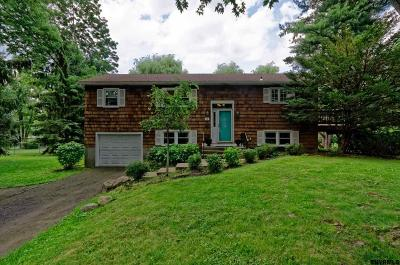 Colonie Single Family Home Price Change: 9 Belaire Dr