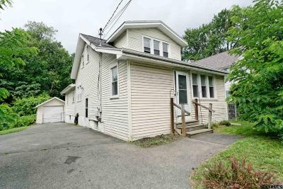 Guilderland Single Family Home For Sale: 169 Schoolhouse Rd