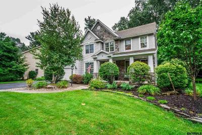 Saratoga Springs NY Single Family Home Closed (Final Sale): $665,000