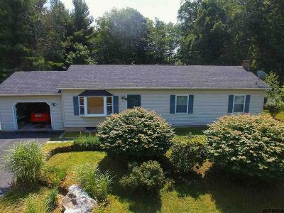 Claverack Single Family Home For Sale: 31 Overlook Dr