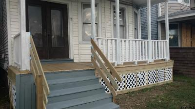 Albany NY Two Family Home For Sale: $154,500