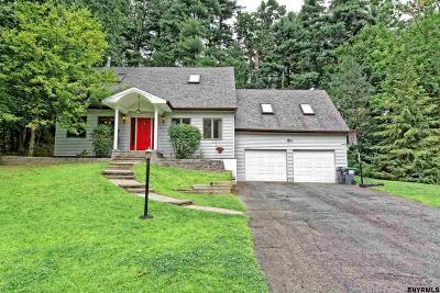 Saratoga County Single Family Home For Sale: 16 Dover Pl