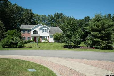 Guilderland Single Family Home For Sale: 423 Ridgehill Rd