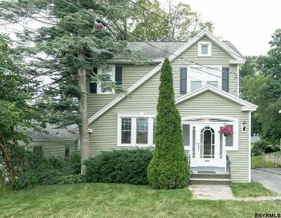 Single Family Home Sold: 40 Belvidere Av