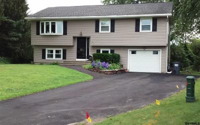 Colonie Single Family Home For Sale: 20 Horton Dr
