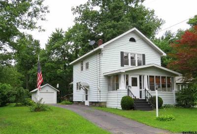 Niskayuna Single Family Home For Sale: 817 Oregon Av