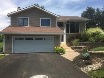 Colonie Single Family Home For Sale: 81 Alpine Dr