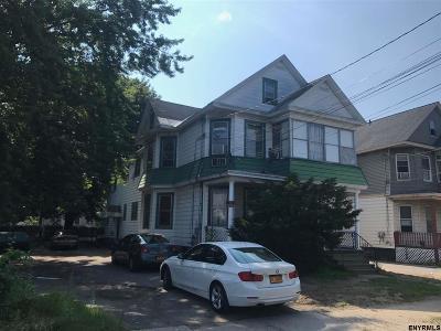 Schenectady Multi Family Home For Sale: 1822 Guilderland Av