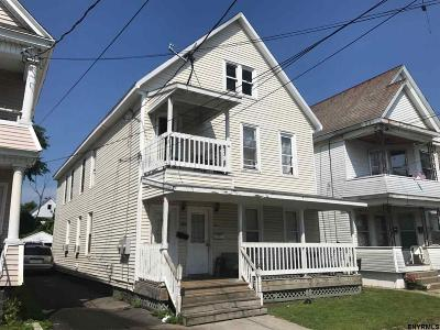 Schenectady Multi Family Home For Sale: 1086 Willett St