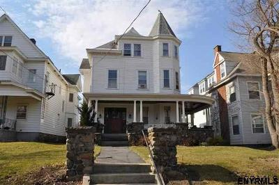 Schenectady Multi Family Home For Sale: 1204 Union St