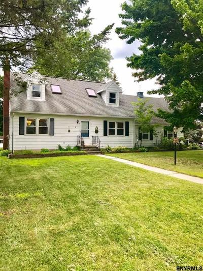 East Greenbush Single Family Home For Sale: 1 Johnny Pl