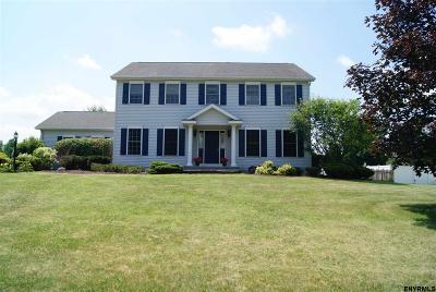 Clifton Park Single Family Home For Sale: 18 Mallard Dr