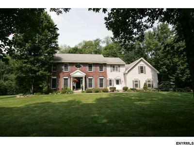 Voorheesville Single Family Home For Sale: 20 Claremont Dr