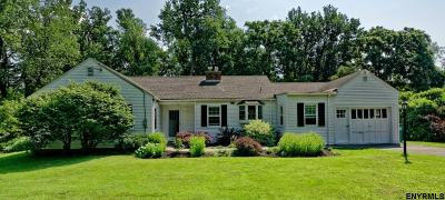 Colonie Single Family Home For Sale: 221 Menand Rd