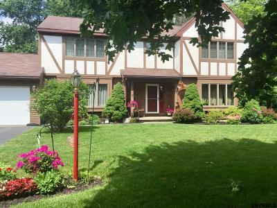 Clifton Park Single Family Home New: 25 Westbury Ct