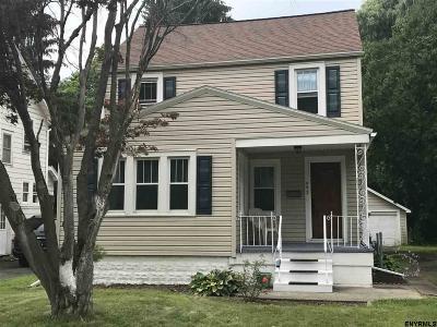 Albany Single Family Home New: 973 New Scotland Rd