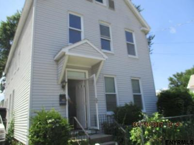 Schenectady Single Family Home New: 726 Stanley St