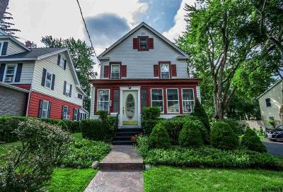 Schenectady Single Family Home New: 150 Manchester Rd