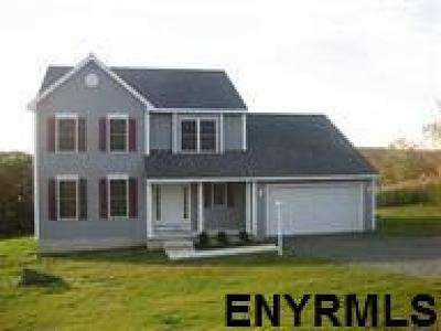 East Greenbush Single Family Home For Sale: Lot 1 Oriel La