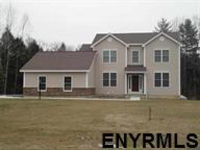 East Greenbush Single Family Home For Sale: Lot 2 Oriel La