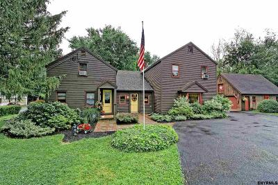 Saratoga County Single Family Home For Sale: 65 Lake St