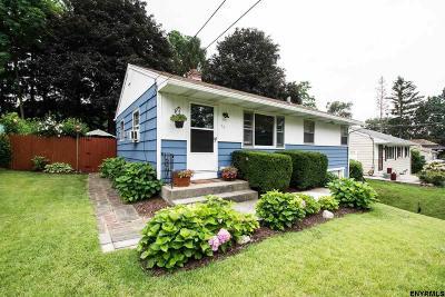 Albany Single Family Home New: 59 Orlando Av