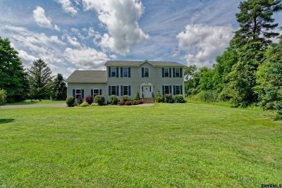Clifton Park Single Family Home For Sale: 184 Ashdown Rd