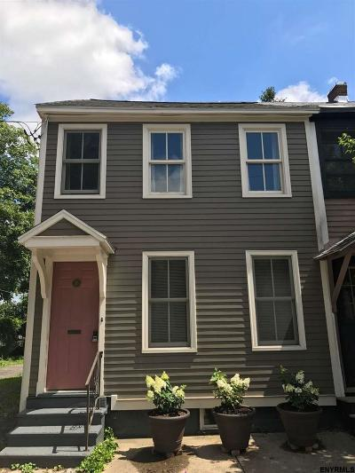 Schenectady Single Family Home New: 26 North St