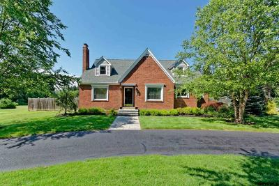 Clifton Park Single Family Home For Sale: 1515 Route 146