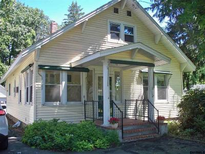 Albany County Single Family Home For Sale: 181 Maple Av