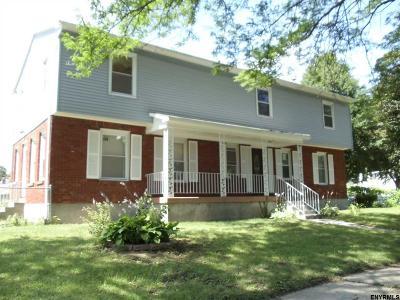 Albany Single Family Home New: 220 Hansen Av