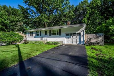 Saratoga Springs Single Family Home For Sale: 67 Trottingham Rd