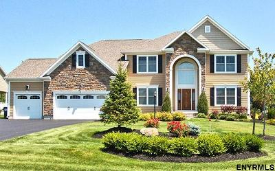 Colonie Single Family Home For Sale: 13 Preston Dr