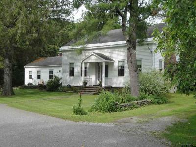 Rensselaer Single Family Home For Sale: 8 Bennett La