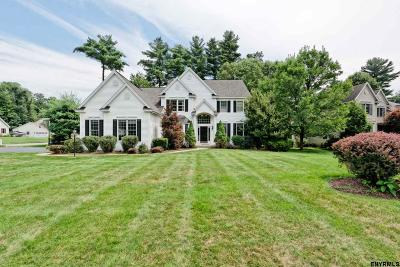 Clifton Park Single Family Home For Sale: 3 Beresford Rd