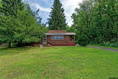 Colonie Single Family Home For Sale: 2742 Curry Rd