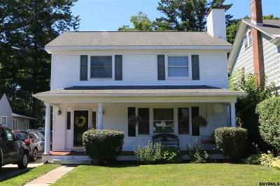Albany Single Family Home For Sale: 57 Ramsey Pl