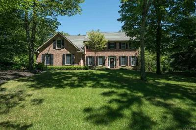 North Greenbush NY Single Family Home For Sale: $699,900