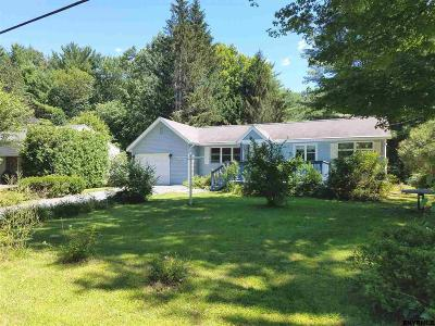 Wilton Single Family Home For Sale: 137 Traver Rd